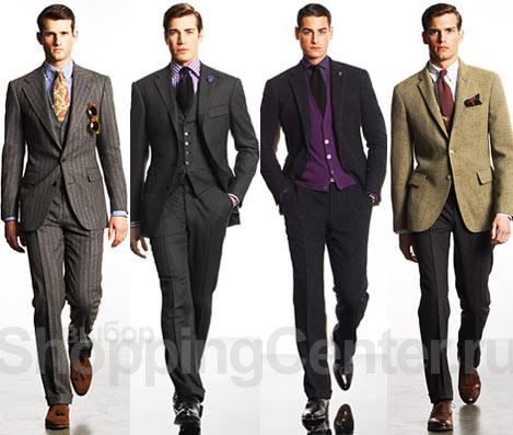 Модные костюмы шерстяные