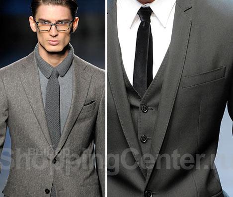 Модно в сезоне: Мужские свадебные костюмы 2011